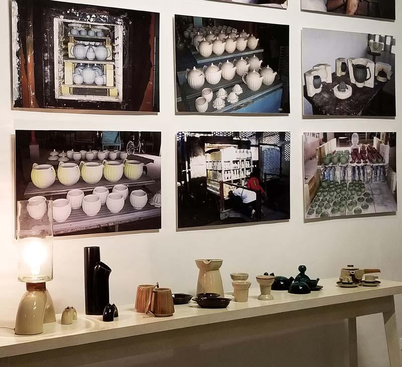 cerámicas en la EXPO Convergencias