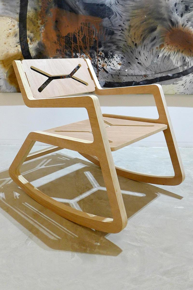 primer plano silla Rita