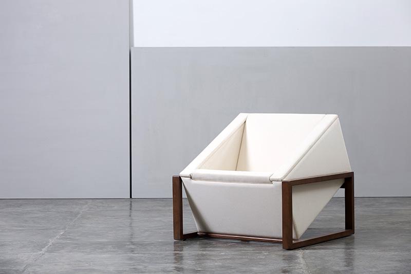 Butaca Mondrián Diseño Luis Ramírez